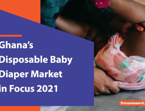Ghana's Disposable Baby Diaper Market in Focus 2021